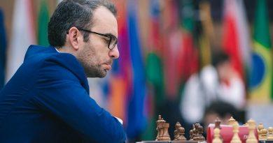 Leinier Domínguez perdió ante Grischuk en la primera partida del match de octavos de final de la Copa Mundial de ajedrez