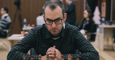 Leinier Domínguez enfrentará a Alexander Grischuk en octavos de final de la Copa Mundial de ajedrez