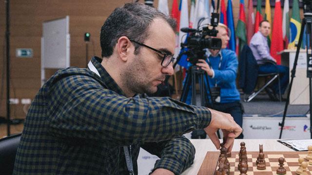 Leinier Domínguez dividió el punto ante Wang Hao en Copa Mundial ajedrez