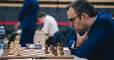 Leinier Domínguez jugó un match muy complicado ante Wang Hao en la Copa Mundial de ajedrez