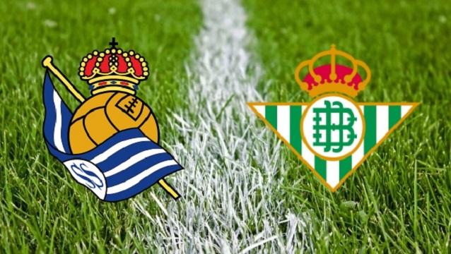 Real Sociedad vs. Real Betis promete ser un partido muy reñido