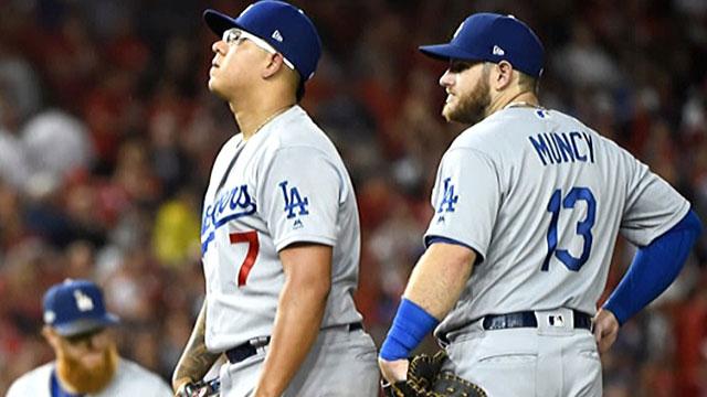 La debacle de los Dodgers puede considerarse una de las decepciones más fuertes en la amplísima historia de esta franquicia