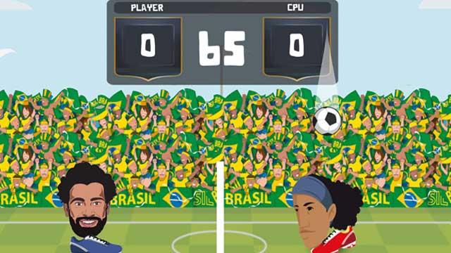 En Juegosdiarios están disponibles más de 500 juegos diferentes de fútbol