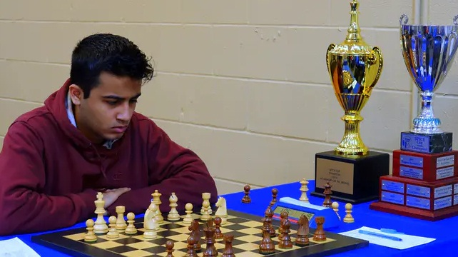 El GM estadounidense Ashat Chandra (2513) ganó la 13ra edición de la Spice Cup