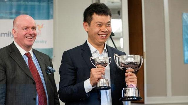 Wang Hao jugará el Torneo de Candidatos. Foto: Chess.com