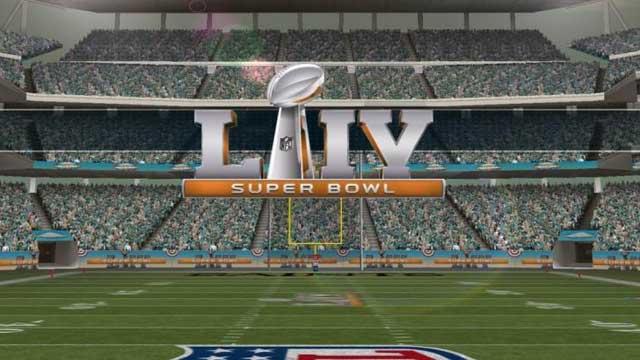 El Súper Bowl LIV se jugará en Miami.