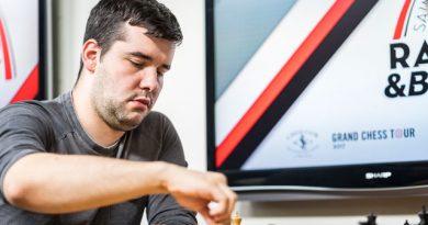 El ruso Ian Nepomniachtchi logró la última plaza al Torneo de Candidatos 2020 de donde saldrá el retador de Magnus Carlsen.