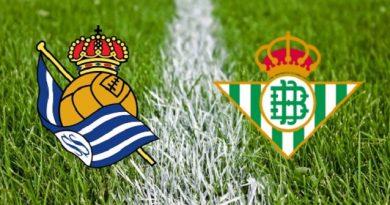 El cada vez más sorpresivo equipo del Real Betis está preparándose para enfrentarse a otro de sus rivales de LaLiga pasada, la Real Sociedad