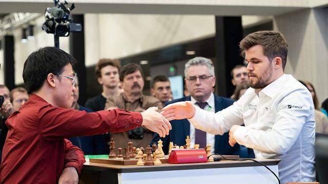 El Gran Maestro Leinier Domínguez terminó invicto y en la sexta posición del Campeonato Mundial de ajedrez rápido que se celebró en la Grand Sports Arena del Complejo Olímpico de Luzhniki, en Moscú
