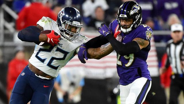 En el hostil Gillete Stadium, los Titans acercaron a Tom Brady al retiro, al superar a los favoritos Patriots, gracias en buena medida a que el corredor Derrick Henry