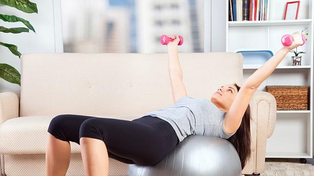 Ventajas de entrenar en casa