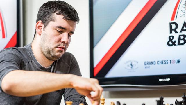El ruso Ian Nepomniachtchi ganó la última parada de la serie Grand Prix, en Jerusalén y con esto logró la plaza al certamen de donde saldrá el retador de Magnus Carlsen
