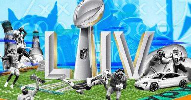 FOX cobra por un anuncio publicitario de 30 segundos en el Súper Bowl LIV ¡5,6 millones de dólares!