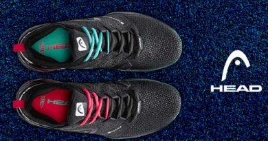 Head es una de las marcas con más experiencia en calzado destinado para pistas
