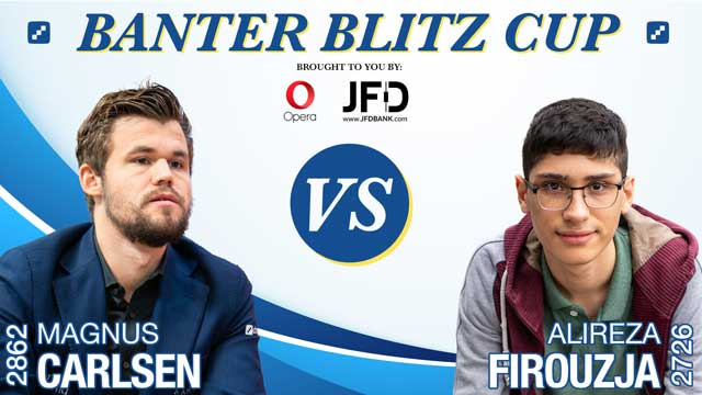 El match entre Carlsen y Firouzja fue espectacular y terminó 8.5 - 7,5 a favor del iraní
