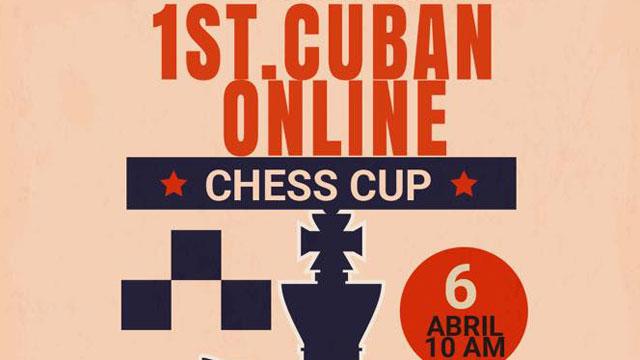 Los mejores ajedrecistas de Cuba, sin importar dónde residan o para cuál federación jueguen, decidieron unirse y jugar la primera Copa cubana de ajedrez online
