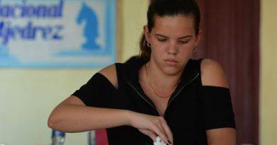 La Maestra FIDE Ineymig Hernández fue invitada al Torneo online de Jóvenes Candidatos de la FIDE, un certamen por equipos que se jugará en la plataforma Chess.com