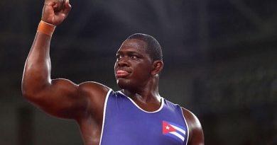 Mijaín López, un gigante intocable en el colchón y una Leyenda de los Juegos Olímpicos