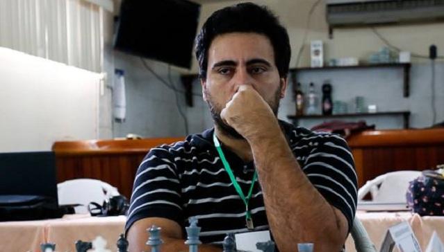 El GM Yusnel Bacallao logró avanzar a octavos de final del Torneo Iberoamericano de ajedrez