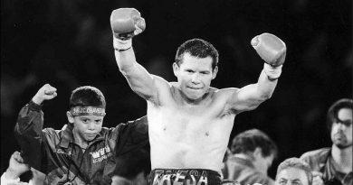 Julio César Chávez es la mayor leyenda del boxeo mexicano