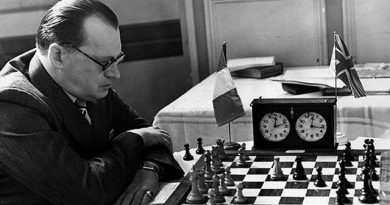 Alexander Alekhine es una leyenda del ajedrez. Este campeón mundial tuvo un final muy triste y su muerte continúa siendo un misterio. ¿Fue un ajuste de cuentas por su relación con la Alemania nazi?