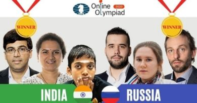 La primera edición de la Olimpiada online de ajedrez, jugada en la plataforma Chess.com, terminó en una enorme polémica