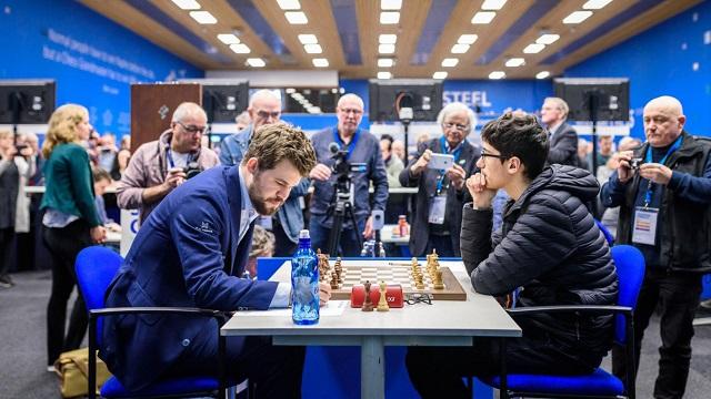 Magnus Carlsen es la principal atracción del torneo Altibox Norway Chess.