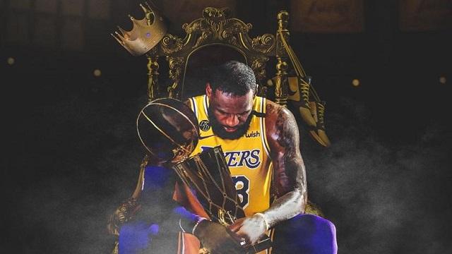 LeBron James tiene 35 años, pero el jugador más dominante de la NBA no los aparenta, al menos sobre una cancha