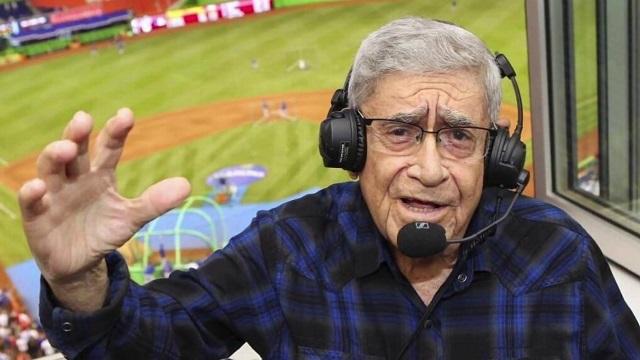 """El cubano Rafael """"Felo"""" Ramírez fue uno de los narradores latinos más conocidos en Grandes Ligas."""