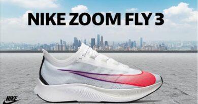 Nike Zoom Fly 3, unas de las zapatillas running de competición más populares de la temporada.