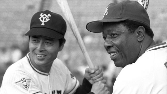 Sadaharu Oh y Hank Aaron han sido los dos mayores jonroneros en la historia.