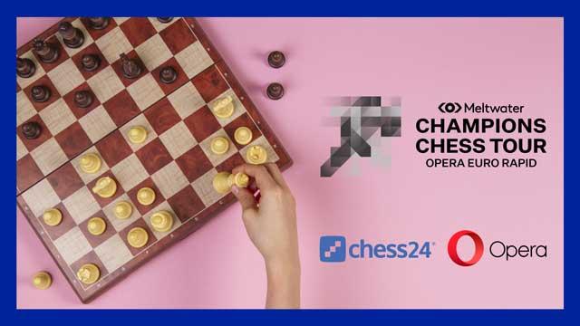 El Gran Maestro Leinier Domínguez mejoró su juego en el segundo día del Opera Euro Rapid, tercera parada del Champions Chess Tour; pero con tres puntos de 10 posibles sigue ubicado en el fondo de la tabla de posiciones