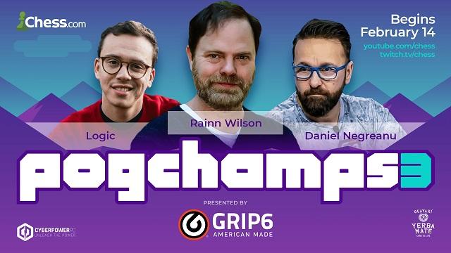 El GM Yan Nepomniachtchi acaba de perder en Twitter una partida que nunca debió jugar contra el torneo PogChamps