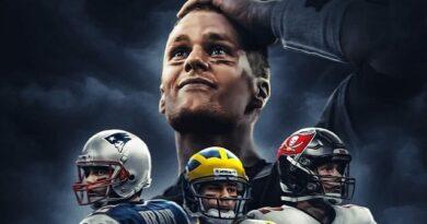 Tom Brady, el mejor mariscal de campo de todos los tiempos en la NFL ha ganado siete anillos de Super Bowl.