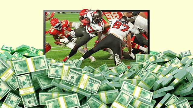 La NFL y varias cadenas televisivas tradicionales y Amazon lograron el mayor acuerdo por los derechos de transmisión en la historia del deporte