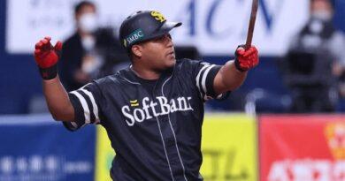 Alfredo Despaigne sigue imponiendo récords. Ahora es el pelotero cubano con más cuadrangulares en la historia del béisbol japonés, con 161