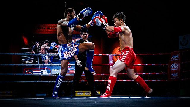"""El Muay Thai es un deporte extremo milenario. Lo llaman el """"arte de las ocho extremidades"""""""