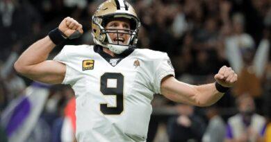 """Drew Brees se unirá a NBC Sports, como analista de estudio para """"Football Night in America"""""""