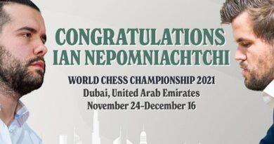 ¿Podrá Ian Nepomniachtchi terminar con el reinado de casi una década de Magnus Carlsen?