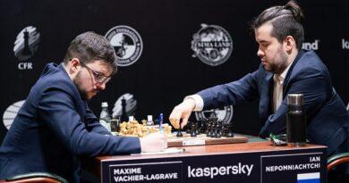 La primera vuelta del Torneo de Candidatos tuvo a dos inesperados protagonistas: el ruso Nepomniachtchi y el francés Vachier-Lagrave. ¿Uno de ellos se convertirá en retador de Magnus Carlsen?