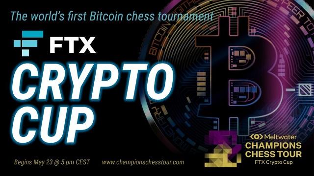 El FTX Crypto Cup será el torneo online con mayores premios en la historia del ajedrez online. Parte de esa cifra será pagada en Bitcoin por la exchange FTX