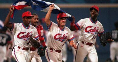 La segunda presencia oficial del béisbol en Juegos Olímpicos ocurrió en la cita de Atlanta, en 1996. Allí, la selección cubana retuvo el título.