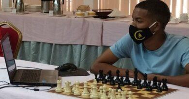 Tres ajedrecistas cubanos llegaron hasta la final de grupo del Continental. La mayor sorpresa la protagonizó el MI Dylan Berdayes (2445). Foto: Osmani Pedraza