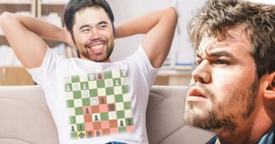 Ocho meses atrás, Magnus Carlsen e Hikaru Nakamura jugaron una espectacular final del Carlsen Chess Tour. Ahora discutirán el match por el título del torneo New in Chess.