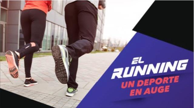 El running se ha convertido en una de las practicas más comunes durante la pandemia