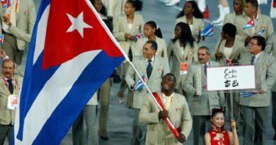 Mijaín López será, por cuarta ocasión consecutiva, el abanderado de la delegación cubana en unos Juegos Olímpicos