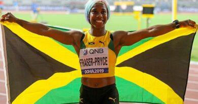 Shelly-Ann Fraser-Pryce ha sido una de las mejores atletas del Caribe en Juegos Olímpicos.