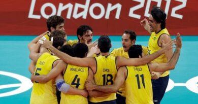 Entre los mejores equipos de Latinoamérica en Juegos Olímpicos está el de voleibol de Brasil.