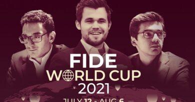 La Copa Mundial de la FIDE 2021, en Sochi, reunirá a la súper elite del ajedrez en el mundo. Estarán desde Magnus Carlsen hasta el GM más joven de la historia, Abi Mishra