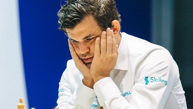 Magnus Carlsen y Alexander Grischuk son los únicos del Top 10 del ranking mundial de la FIDE que avanzaron a la quinta ronda de la Copa Mundial de ajedrez, que se celebra en Sochi.